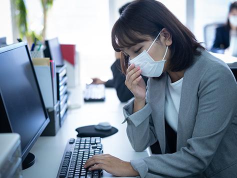 冬の風邪にはうがい、手洗い、室内環境。睡眠の質を向上するラクトフェリンも有用