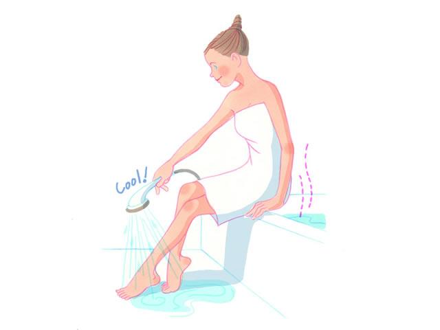 湯冷めしにくい入浴法とは?
