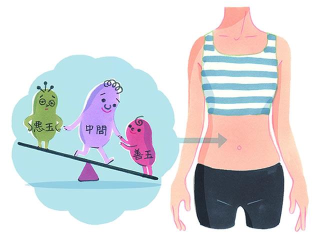 免疫力ってなんだろう?悪玉菌を優勢にしない腸内環境づくり