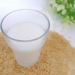 今話題のライスミルクって、一体どんなもの?