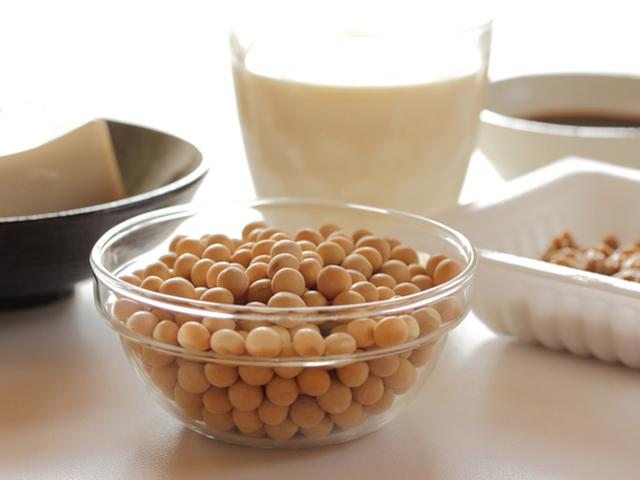 畑の肉・大豆に含まれる、注目の栄養素
