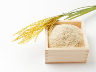 栄養の宝庫・米ぬか。日持ちさせるには?