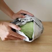 キャベツは一玉まるごとで買って、冷蔵庫保存がオススメ!