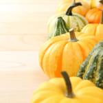 秋の味覚、かぼちゃの抗酸化作用。寝かせて食べると更にアップ!