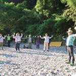 健康増進を旅の新たな魅力に!健康道場と行く世界遺産・熊野古道(後編)