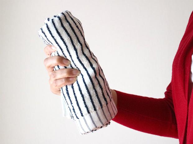 タオルにぎりで改善!高血圧対策3つのポイント 握った時