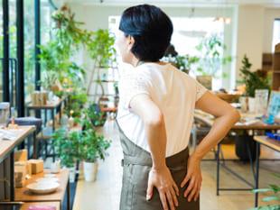 かちかち股関節は要注意!腰痛は下半身周りの関節や筋肉が原因かも?