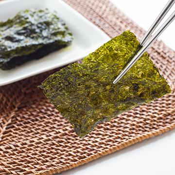 海の野菜「海苔(のり)」の豊富な栄養価
