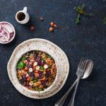 玄米をもっと美味しく!欧米で人気のグレインズサラダとは?