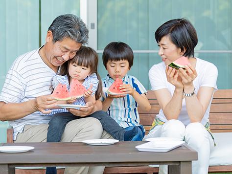 夏本番!熱中症対策に野菜飲料のフローズンドリンクを活用