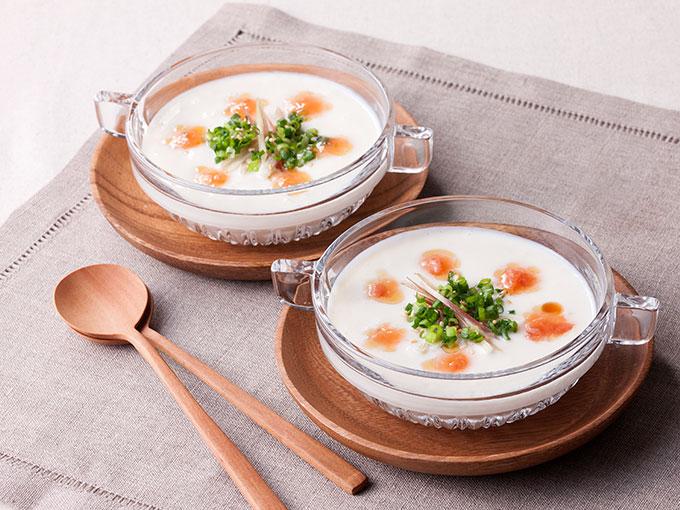 豆腐の食べるスープ