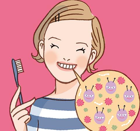 口腔環境の悪化