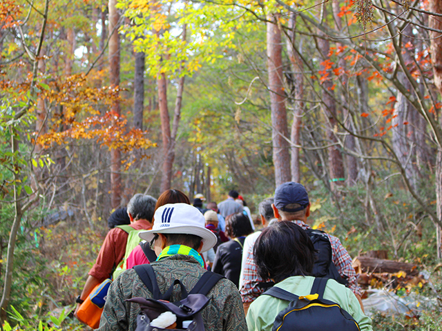 第3回出張・健康道場ツアー~秋の紅葉と味覚が満載の山形にて開催~