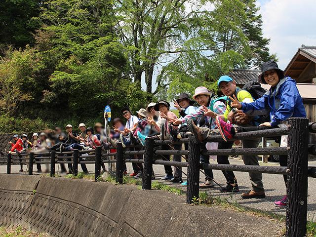 第4回出張・健康道場ツアー~誰もが一度は訪れたい土地、熊野古道で開催~
