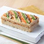 玄米押し寿司