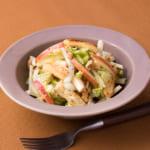 白菜のハニーマスタードサラダ