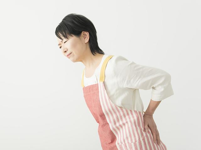 身体の要である腰。腰痛を無くすためのコツ